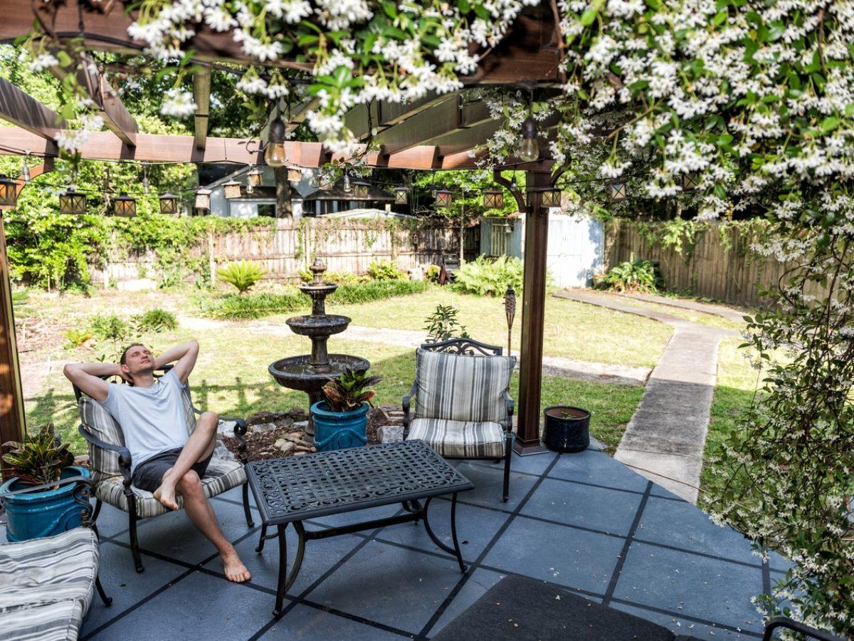5 moyens simples et rapides d'embellir votre jardin
